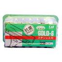貝印 TGS-10BI T型 ゴールドステンレス(SM)(10本入)