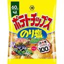 湖池屋 小袋ポテトチップス のり塩(28g)