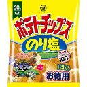 湖池屋 ポテトチップス のり塩(126g)