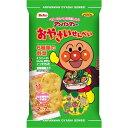 栗山米菓 アンパンマンのおやさいせんべい 2枚X7袋