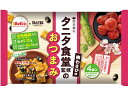 栗山米菓 タニタ食堂監修のおつまみ梅わさび味 84g