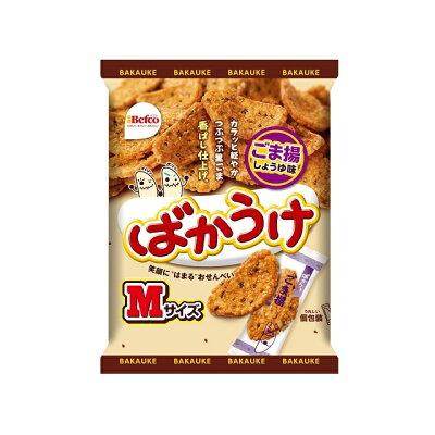 栗山米菓 ばかうけ ごま揚 84g