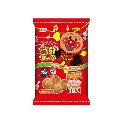 栗山米菓 アンパンマンのあげせん 袋 19gX3