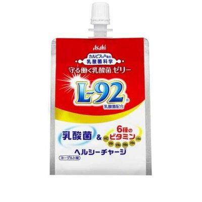 アサヒ飲料 18守る働く乳酸菌ゼリー180パウチ