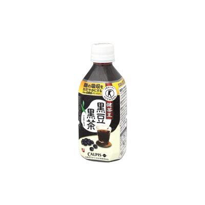 アサヒ飲料 14「健茶王」黒豆黒茶350P