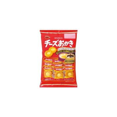 ブルボン チーズおかき(22枚入)