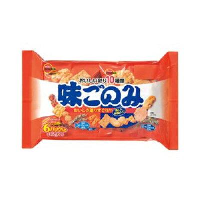 味ごのみ ファミリー(6パック)