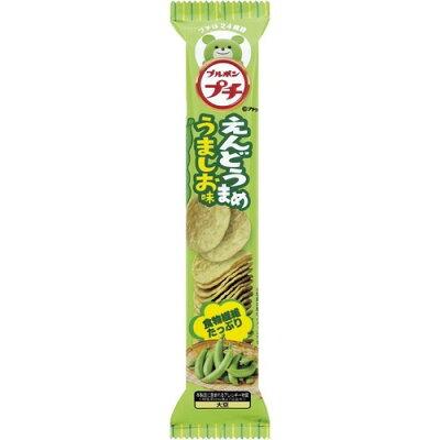 ブルボン プチ えんどうまめ うましお味(37g)