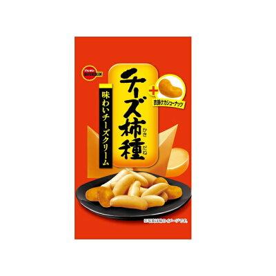 ブルボン チーズ柿種プラス衣掛けカシューナッツ 40g