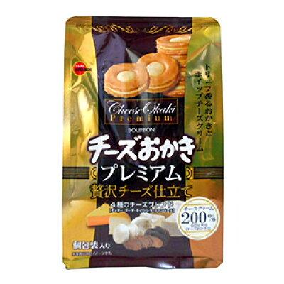 ブルボン チーズおかき プレミアム 60g