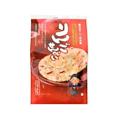小松製菓 巖手屋 りんごせんべい 6枚