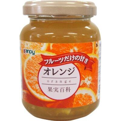 カンピー 果実百科 オレンジ(190g)