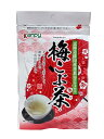 加藤産業 梅昆布茶 57g