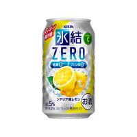 キリンビール 新氷結ZEROレモン350ml缶