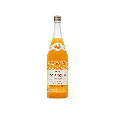 キリンビール にごり杏露酒1800mlびん N