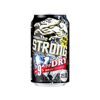 キリンビール キリン・ザ・ストロングハードドライ350ml缶