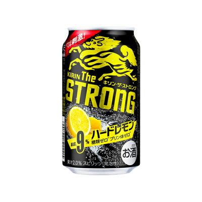 キリンビール キリン・ザ・ストロングハードレモン350ml缶