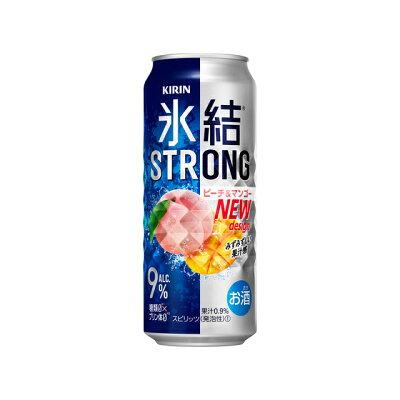 キリンビール Nキリン氷結ストロングピーチ&マンゴー500ML缶
