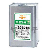 キノエネ 白醤油 M 本醸造 缶 18L