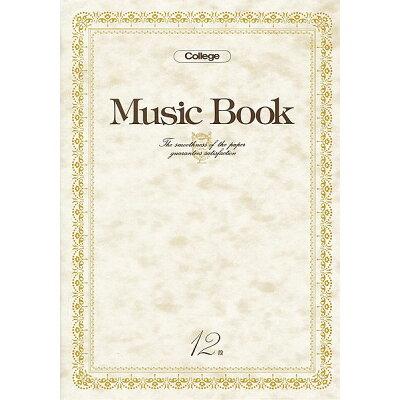 キョクトウ 音楽帳 M601 単位:サツ