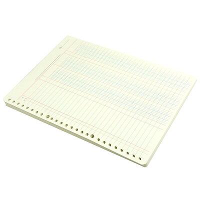 コクヨ 応用帳 ルーズリーフ B5 6穴 リ-107(100枚入)