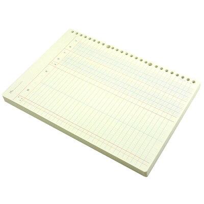 コクヨ 仕訳帳 ルーズリーフ B5 26穴 リ-114(100枚入)