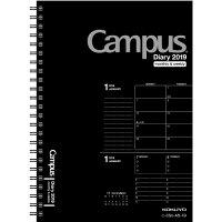 19キャンパス手帳 ニ-CSD-A5-19