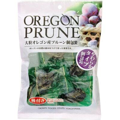 クラウンフーヅ 大粒オレゴン産プルーン 個包装(100g)