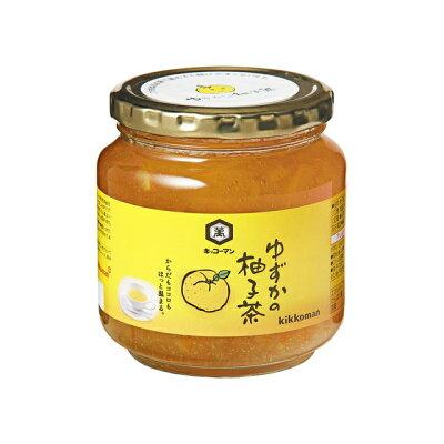キッコーマン ゆずかの柚子茶580g-12