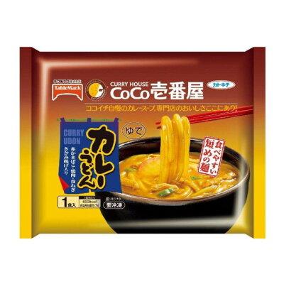 テーブルマーク CoCo壱番屋 カレーうどん N08 347g