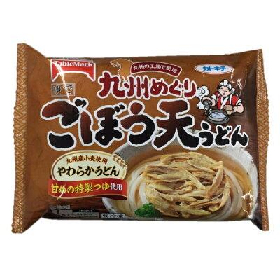 テーブルマーク 九州めぐり ごぼう天うどん 1食入り 260g