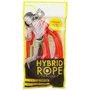 カシマヤ製作所 HYBRID ROPE 2.5m レッド