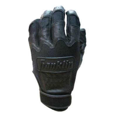cfx pro バッティンググローブ 両手用 高校野球 サイズ:l カラー:ブラック ブラック #20599