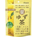 クラシエ ほっと贅沢 芳潤蜜ゆず茶(5袋入)