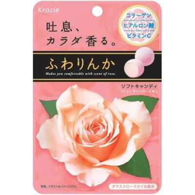 ふわりんかソフトキャンディ ビューティーローズ(32g)