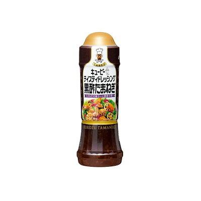 キユーピー テイスティドレッシング 黒酢たまねぎ(210ml)