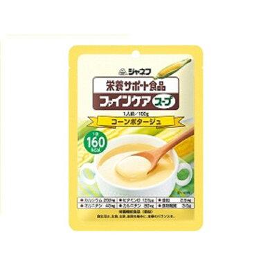 キユーピー JNF ファインケア スープ コーンポタージュ