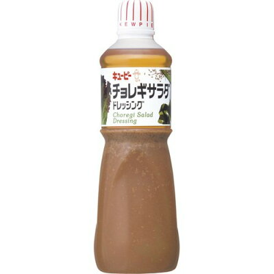 キユーピー QP チョレギサラダ ドレッシング 1000ml
