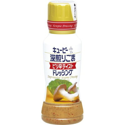 キユーピー 深煎りごまピリ辛テイストドレッシング(180mL)