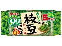 ギンビス カリッと枝豆 5P 100g