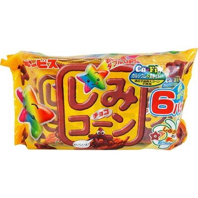 しみチョココーン(22g*6袋入)