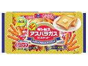 ギンビス ミニアスパラガス バタートースト味 6P 150g
