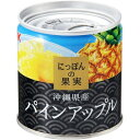 K&K にっぽんの果実 沖縄県産 パインアップル(110g)
