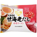 タベテ だし麺 北海道産甘海老だし 味噌ラーメン(104g)