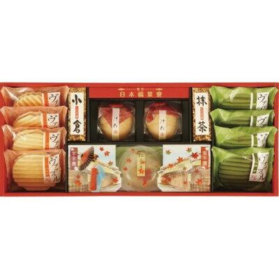 ドウシシャ 日本橋菓寮 和洋菓子詰合せ NK250