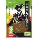 サンヨー 抹茶ぜんざい(160g)