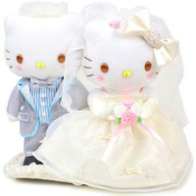 ウェディングドール ハローキティ&ディアダニエル パール 洋装 Wedding Doll