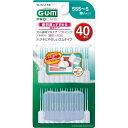 ガム(G・U・M) 歯周プロケア ソフトピック 無香料 40P サイズSSS-S(40本入)