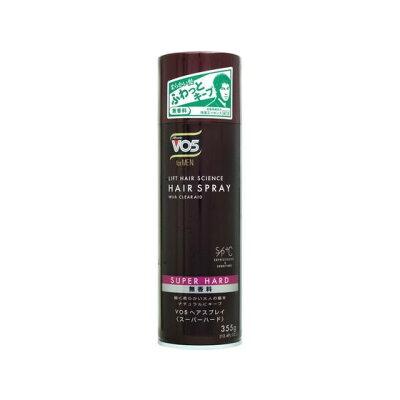 VO5 forMEN ヘアスプレイ(スーパーハード)無香料(355g)