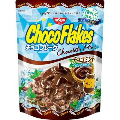 日清シスコ チョコフレーク チョコミント(60g)